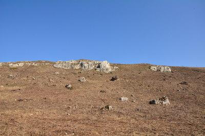 Wychodnie skalne w Ligocie Dolnej, autor: Dorota Twardzik